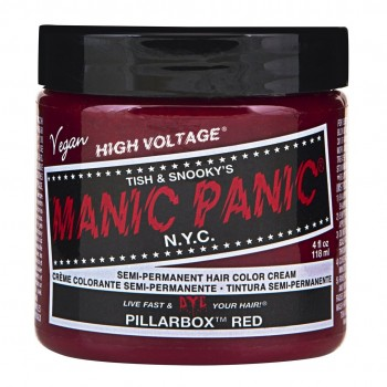 Pillarbox™ Red - Classic High Voltage®